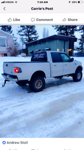 Selling Lifted 4x4 F150