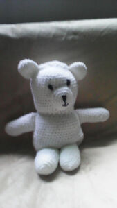 TEDDY BEAR - White