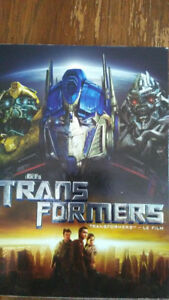 Movies Transformers DVDs