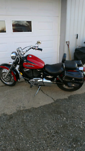 Honda shadow 1100 1995