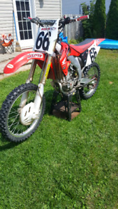 CRF450 trade for Enduro!