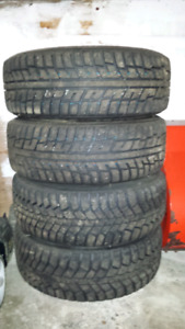 Tires and Rims for Dodge or Ford