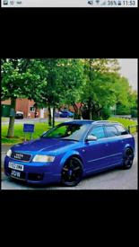 Audi a4 avant sport 2.5tdi v6 Automatic
