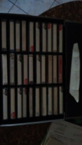 Max Ferguson Show tapes.