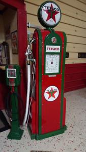 TEXACO GAS PUMP AND AIR METER