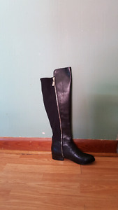 Women's riding style boots from Le Chateau