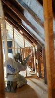 Are You Looking For Spray Foam? Call for free estimate4168755112