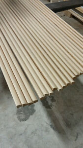 Light Bamboo Laminate Quarter Round