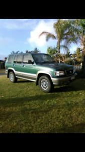 Holden Jackaroo Monterey