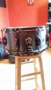 Tama 6.5x14 Metalworks Steel Snare W/case