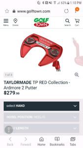 Taylornade Ardmore 2 Tp putter