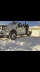 2009 Ford F-450 Lariat Pickup Truck