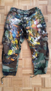 SUPER MEGA AMAZING FINE ARTIST PANTS !!!