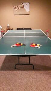 Table Top Ping Pong Set