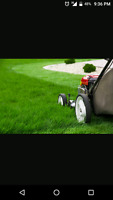 Lawn Mowing starting from $15 :: Labor only.