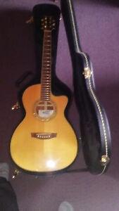 Garrison acoustic/electric guitar P-600-CE