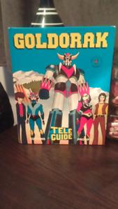 Livre de collection Goldorak