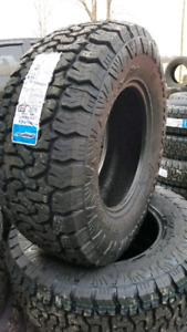NEW LT325/60/R20 AMP AT PRO TIRES