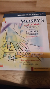Mosby's Canadian textbook for the support worker