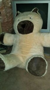 Halloween Hijinks! 4 ft Teddy Bear!