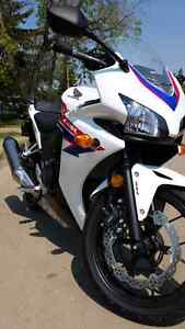 2013 Honda CBR 500R with ABS