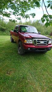 2007 Ford Ranger XLT