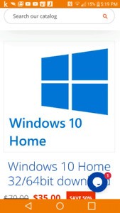 Windows 10 cd wanted