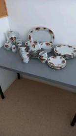Norfolk china dinner set