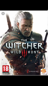 Witcher PS4 Game (pick up in Brampton)