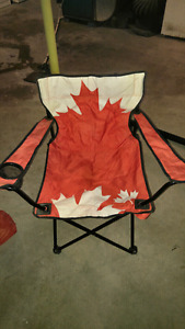Canada fold up chair