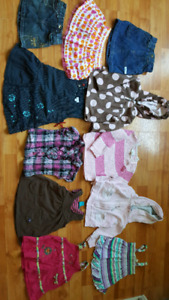 30 piece clothing lot - 12 months