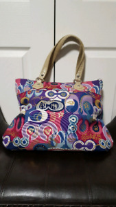 Colourful Coach Purse