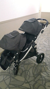 Baby jogger City Select 2 seats 2 snack trays BJ parent console