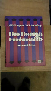 "The book ""Die Design Fundamentals"""