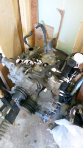 1987 rx7 engines and many engine parts.