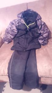 Boys Size 7/8 snow suit