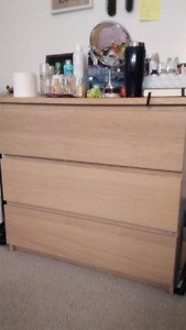 Sell ikea 3-drawer chest