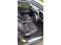 Lexus is200 full interior half leather heated black seats 98-05 breaking spare is 200 is300 altezza