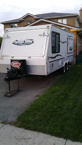 Ultralight Hybrid Trailer for sale TOWS WITH A MINIVAN OR SUV