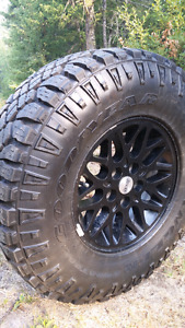 Jeep cherokee tires and rims