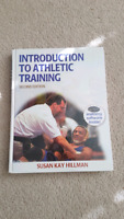 Introduction to Athletic Training Textbook