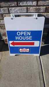 Open House and Sign Posts Strathcona County Edmonton Area image 2