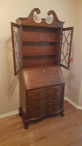 Antique Hepplewhite Secretary-Desk