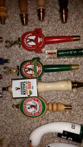 Keiths beer tap handles