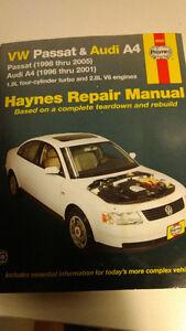 VW Passat & Audi A4 repair manual