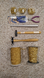 Jewellery making equipment and tools - $40.00