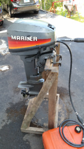 9.9hp Outboard Motor