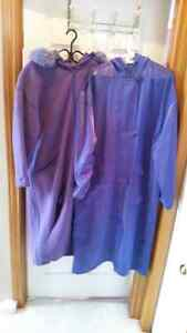 Purple Linda Lundstrom Coat Cambridge Kitchener Area image 1