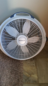 "20"" Commercial WindMachine Floor Fan"
