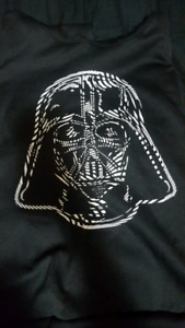 Never worn Star wars hoodie size large